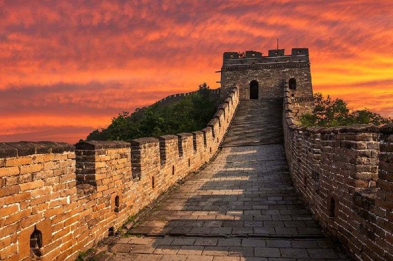 Beijing Private Day Tour: Mutianyu Great Wall and Ming Tombs