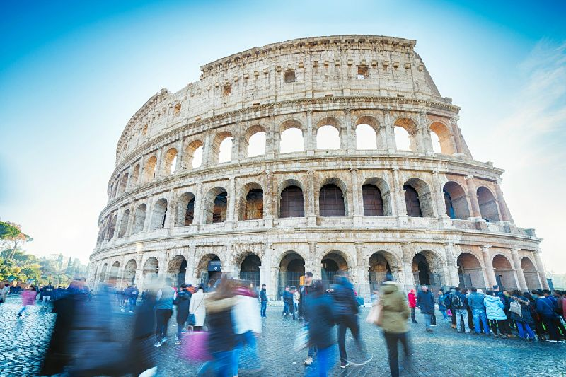 1 Day in Rome Private Tour: 10 Iconic Sights, Luxury Car, Skip the line, Lunch