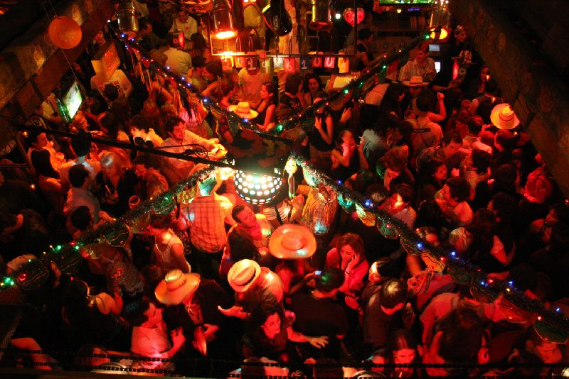 The Best Night of Bogota: Andres Carne de Res