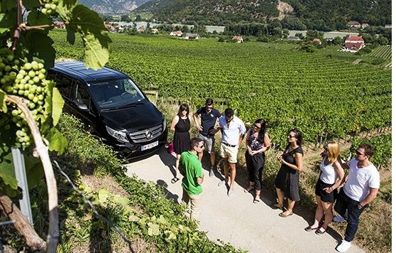 Wachau Valley Small Group Tour from Vienna
