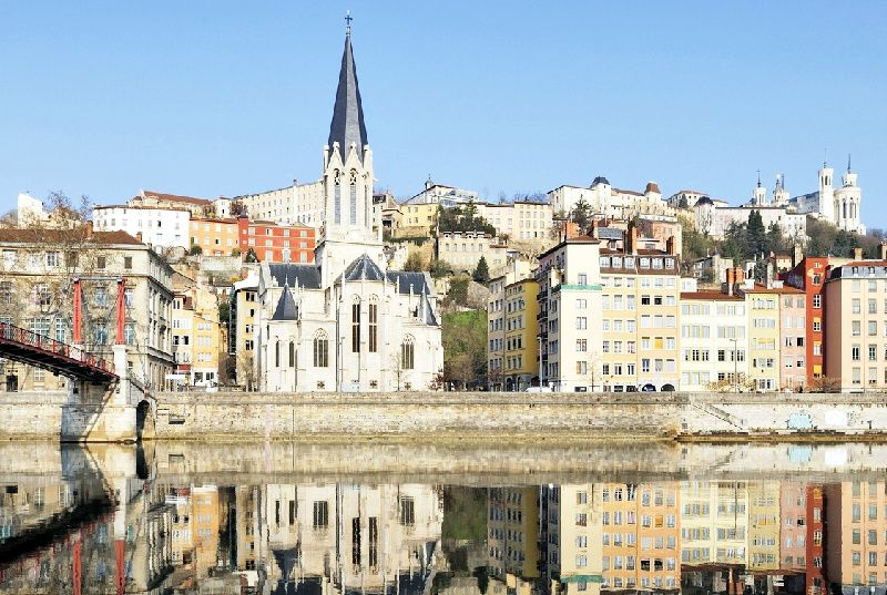 8-Day France and Switzerland Holiday from Paris
