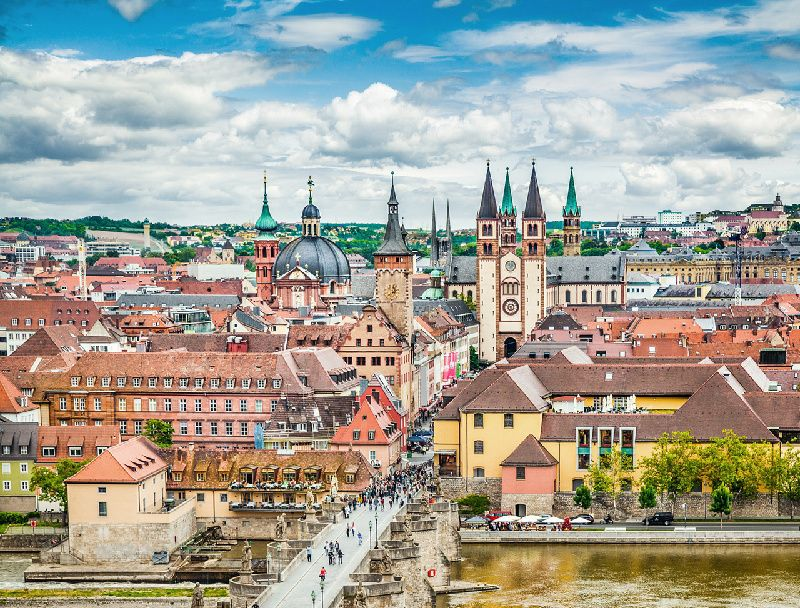 8-Day Central Europe Holiday: Prague to Berlin