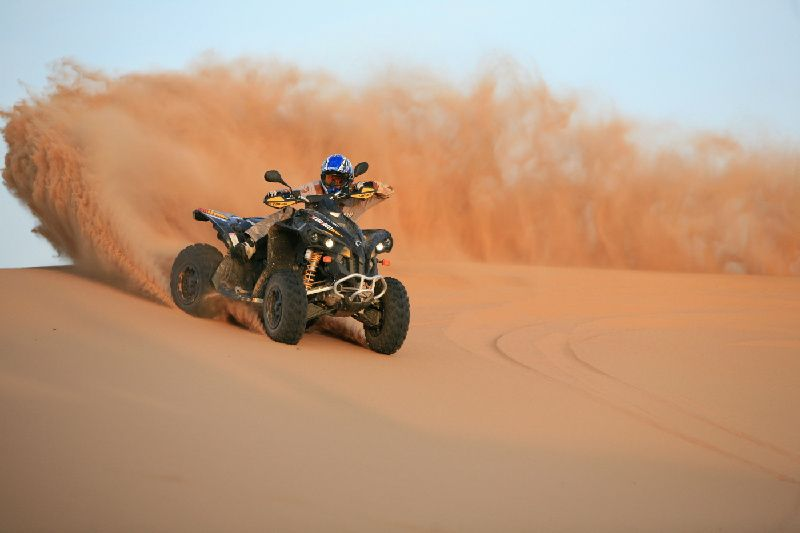 Dubai Desert Safari w/ BBQ Dinner
