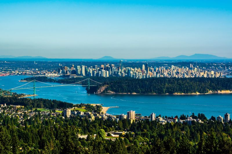Private Vancouver & West Vancouver Tour