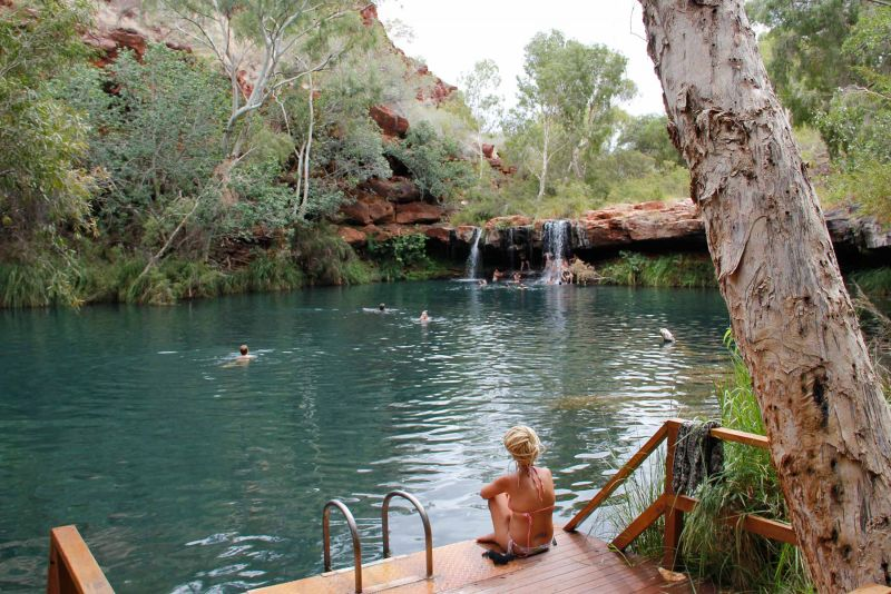 10-Day Perth to Broome Overland Adventure Tour