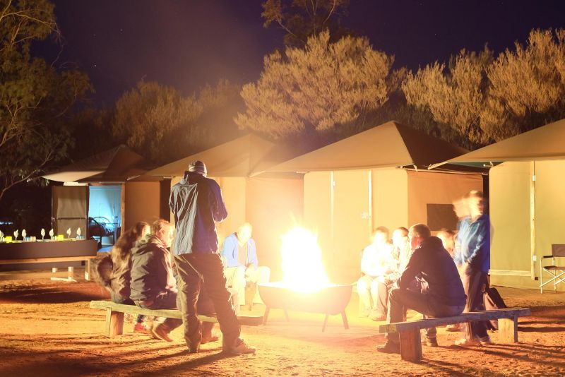4-Day Red Centre Camping Adventure