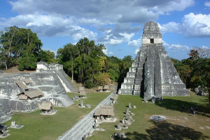 Tikal Tour by Air From Antigua Guatemala