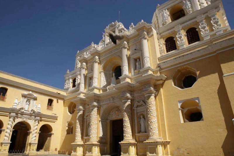 5-Day Guatemala Tour from Guatemala City: Antigua, Chichicastenango, Panajachel and Santiago Atitlan