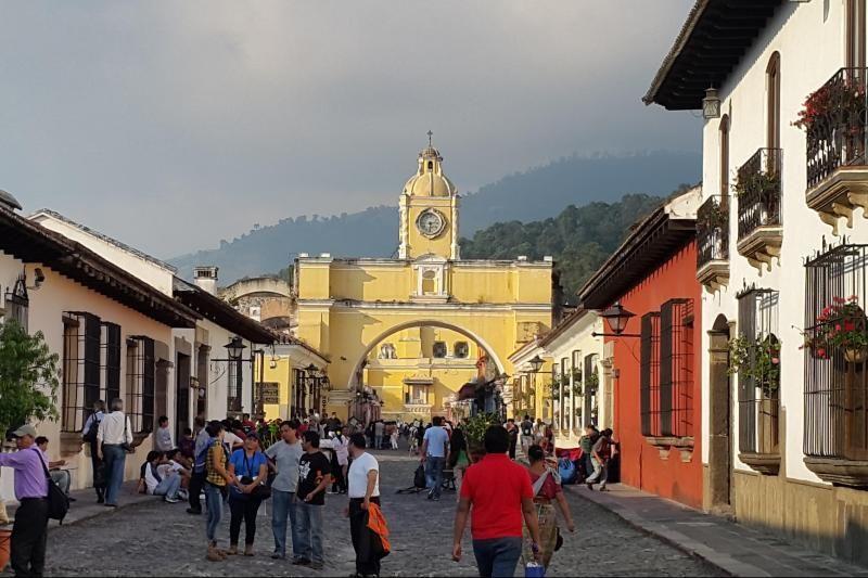 5-Day Guatemala Tour: Antigua Guatemala, Tikal and Yaxha Ruins