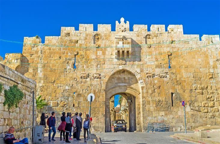 9-Day Israel Tour W/ Jericho & Bethlehem