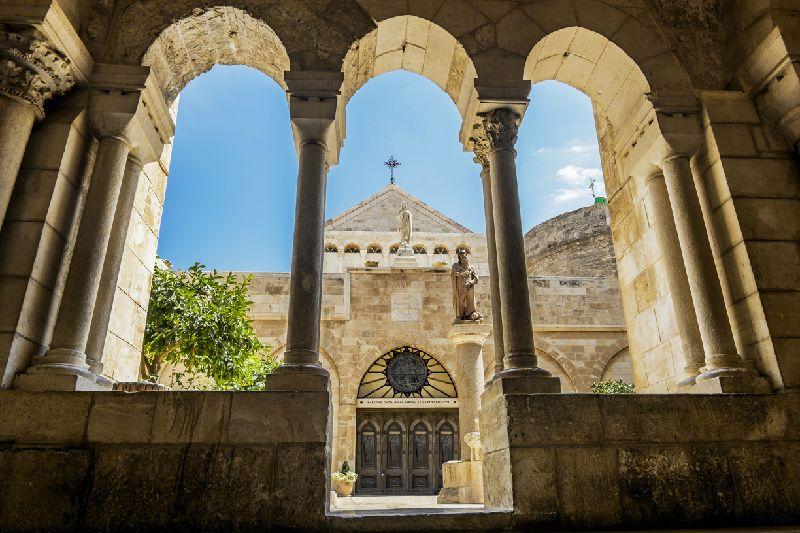 Half-Day Bethlehem Tour from Tel Aviv