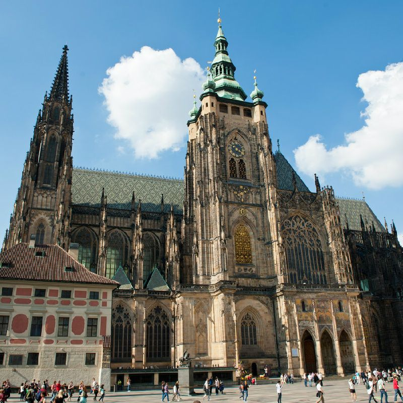 Prague Castle Admission Ticket / Skip the Line