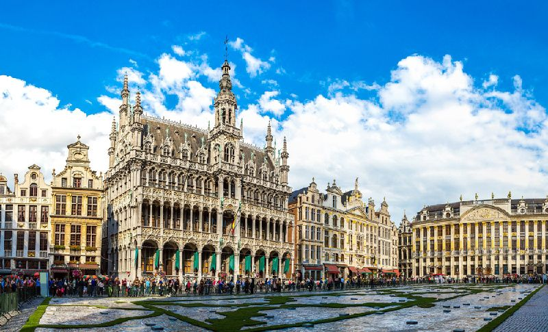 6-Day Amsterdam to London Tour: Holland   Belgium   France   England