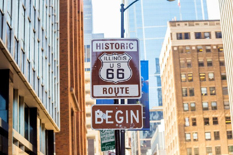 Chicago Route 66 Tour