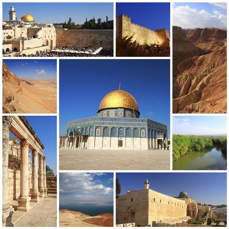 10-Day Israel Tour W/ Petra, Jericho & Bethlehem