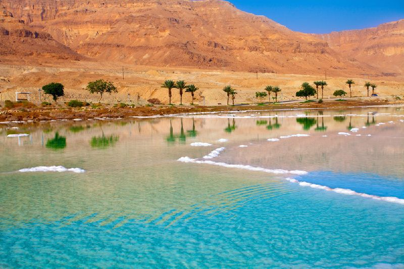4-Day Highlight of Jordan Tour From Israel: Petra, Wadi Rum, Jerash, Madaba, & the Dead Sea