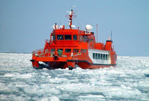Hokkaido Icebreaker Cruise aboard Garinko II