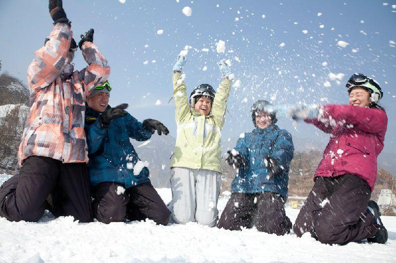 2-Day Yabuli Ski Resort Package From Harbin