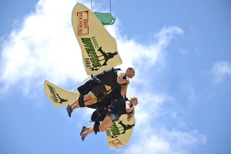Bavaro Adventure Park Admission & Transfer From Punta Cana