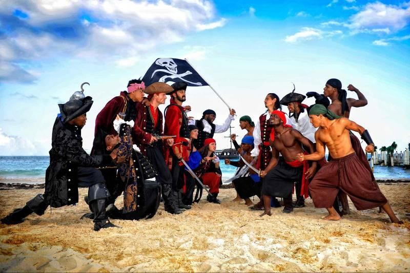 Caribbean Pirate Cruise from Bayahibe & Casa de Campo