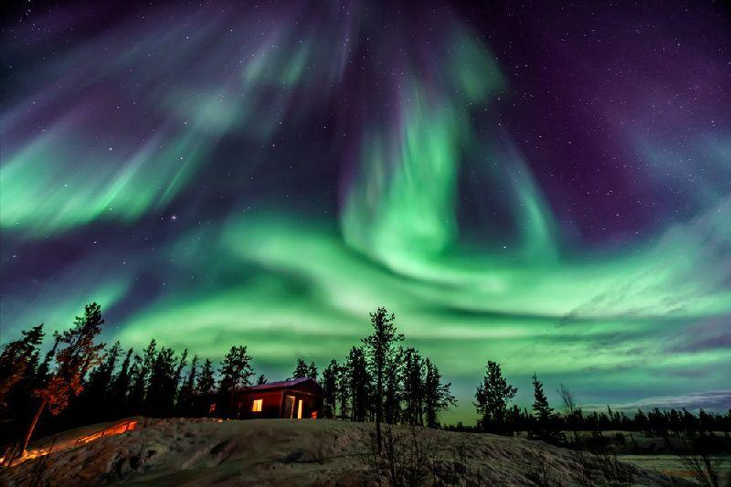 4-Day Yellowknife Northern Lights Hunt