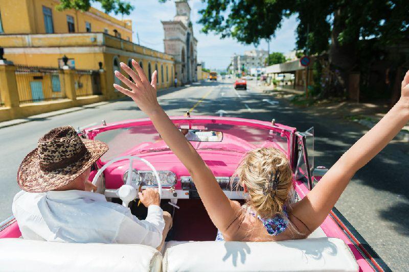 4-Day Dreaming of Havana