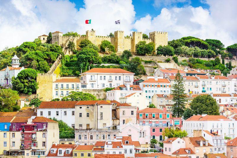 Lisbon Full Day Tour w/ Sao Jorge Castle