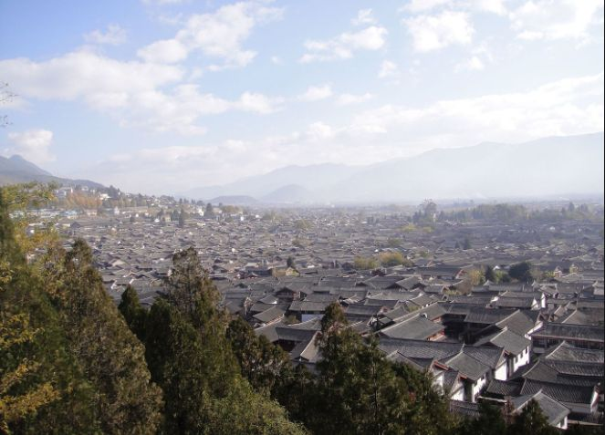 Lijiang Helicopter Tour