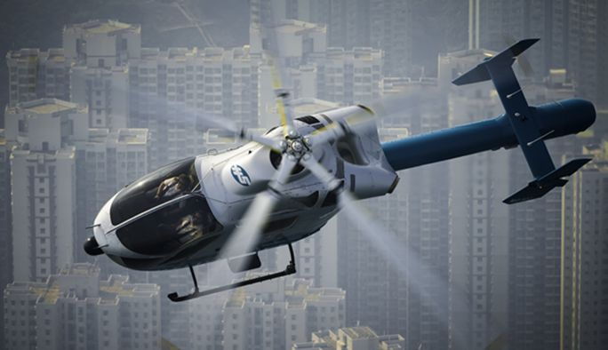 Hong Kong Helicopter Party/Cruise - Rent the Whole Helicopter! (6 people)