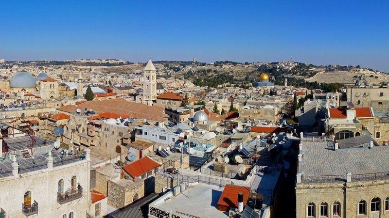 11-Day Best of Israel & Jordan Tour