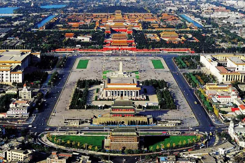 Best of Beijing Tour: Tiananmen Square, Forbidden City & Juyongguan Great Wall