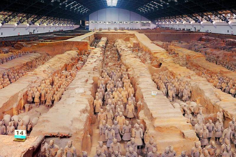 Xi'an Tour From Beijing