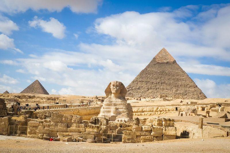 7-Day Egypt Tour & Nile Cruise W/ the Giza Pyramids