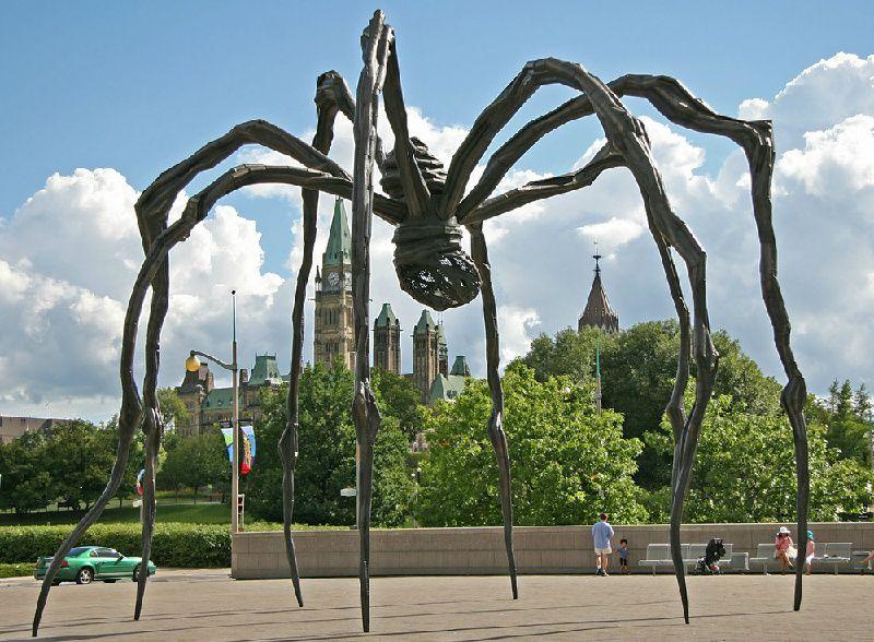 Ottawa Downtown Art Walking Tour