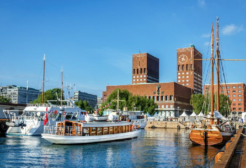 8-Day Scandinavian Tour Package: Copenhagen - Oslo - Stockholm