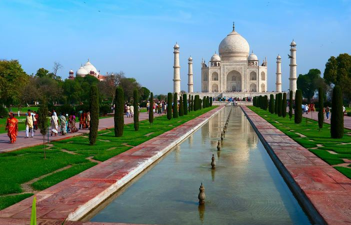 Same Day Taj Mahal Tour by Car
