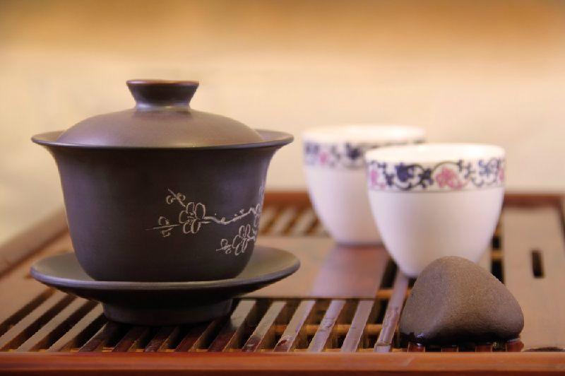 Chinese High Tea in Cheongsam