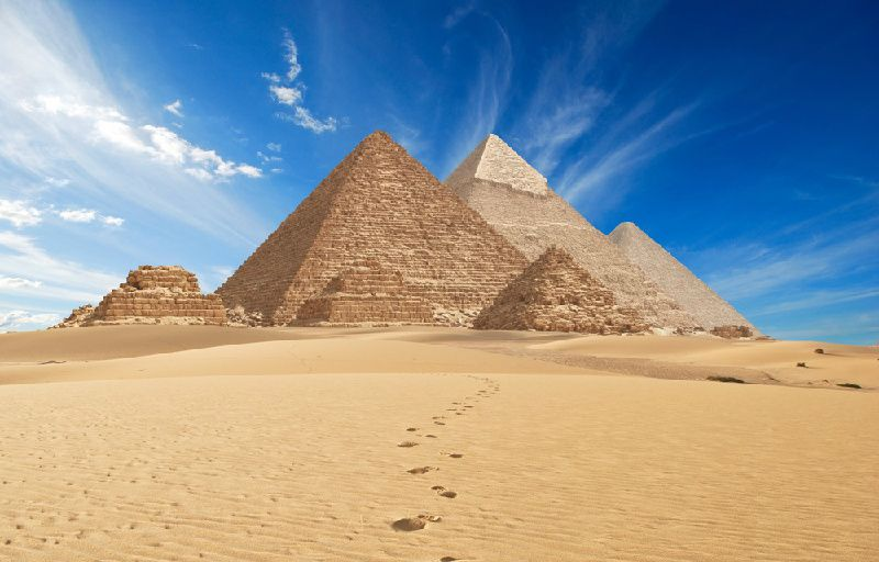 2-Day Cairo Tour From Taba by Flight