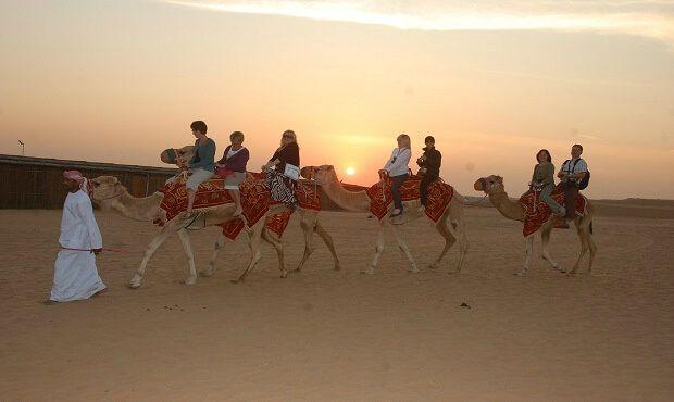 Overnight Camel Caravan From Dubai W/ BBQ Dinner & Arabic Breakfast
