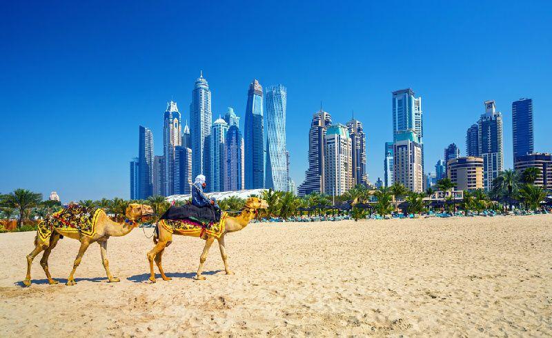 4-Day Dubai & Abu Dhabi Vacation Package
