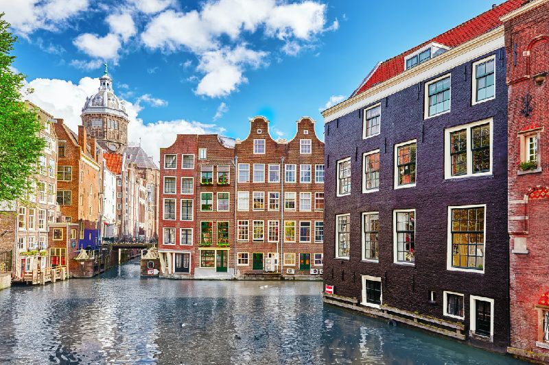 8-Day Western Europe Tour Package: Paris | London | Amsterdam | Brussels