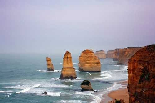 3-Day Great Ocean Road, Phillip Island and Wilsons Promontory Tour