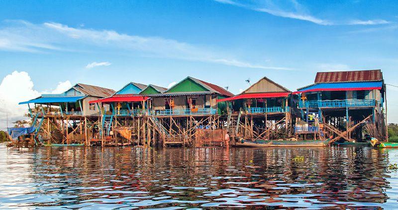 Half-Day Kompong Phluk, Tonle Sap Lake from Siem Reap