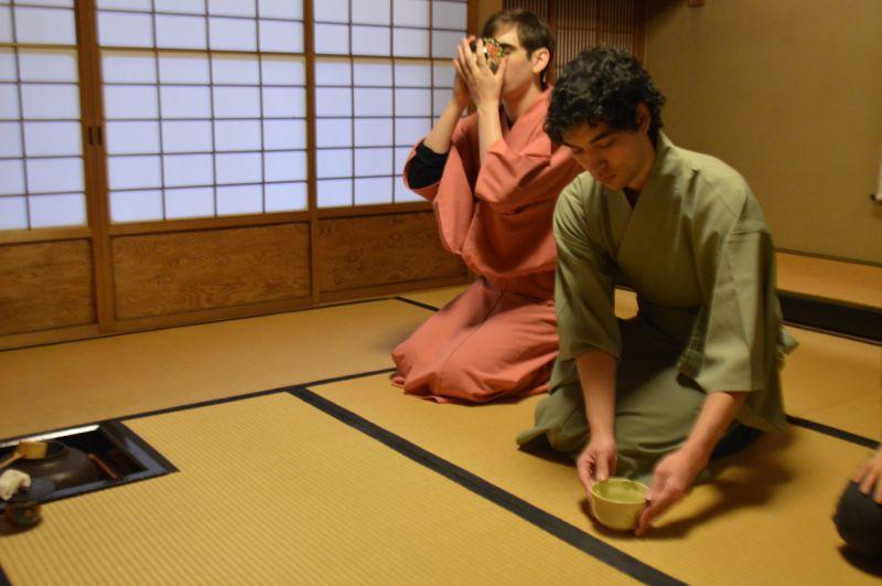 【MIDORI-EN】Genuine Tea Ceremony Experience Plan