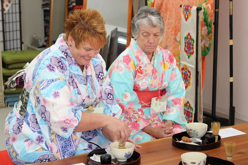 【wa-cul-know】Japanese Culture Experience Dressed in Kimono