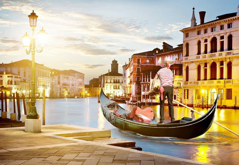 Private Venice Gondola Ride