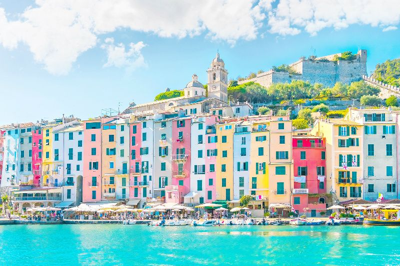 Cinque Terre and Portovenere Partly Guided Day Trip from Florence