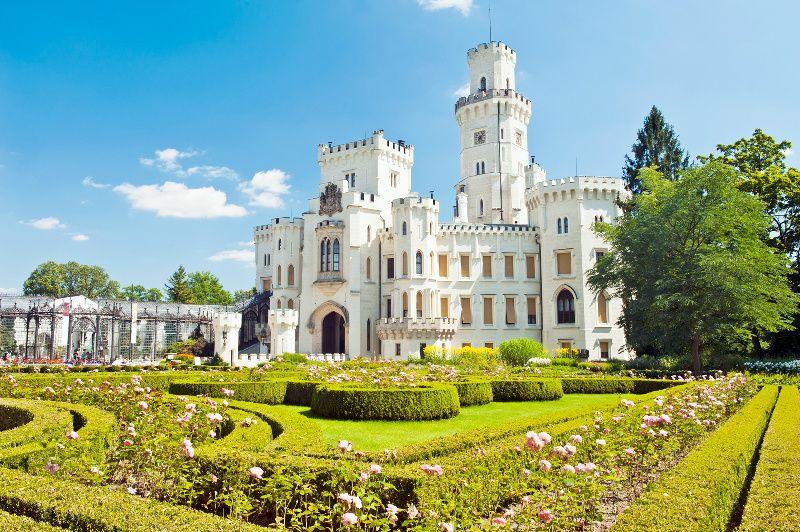 2-Day Southern Bohemia Tour from Prague: Cesky Krumlov | Ceske Budejovice | Hluboka