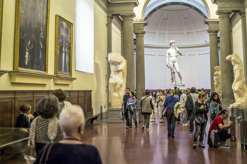 Florence Accademia After Hours Guided Tour