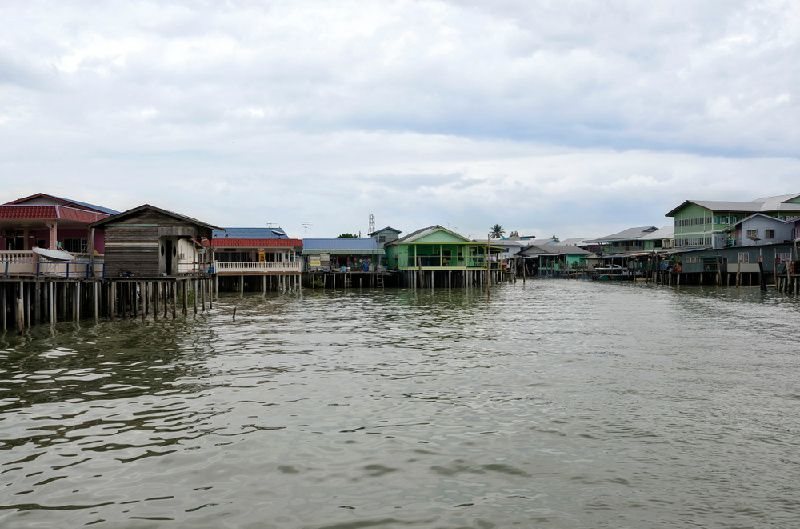 Private Crab Island Sightseeing Tour from Kuala Lumpur including Ferry Ride and Seafood Lunch
